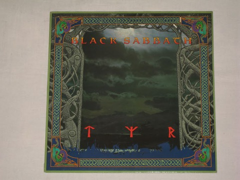 Black Sabbath / Tyr (LP)