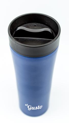 Автокружка el Gusto «Simple» blue