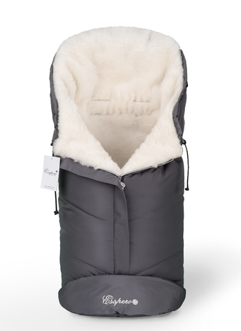 Зимний конверт Esspero Sleeping Bag White