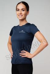 Футболка Nordski Active BlueBerry 2020 женская