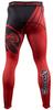 Компрессионные штаны Hayabusa Recast Red