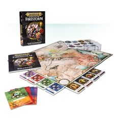Warhammer Age of Sigmar: Firestorm [Предзаказ]