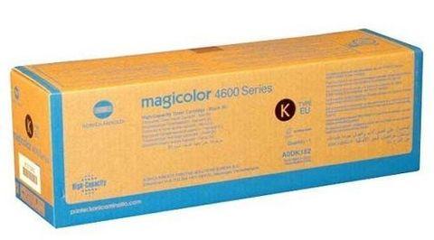 Konica Minolta MC 4650 black (черный) Hi-Capacity тонер-картридж. Ресурс 8K (A0DK152)
