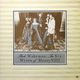 Rick Wakeman / The Six Wives Of Henry VIII (LP)