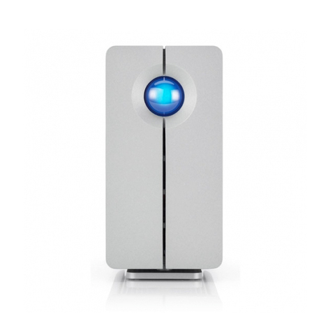 Внешний жесткий диск - LaCie 10TB 2big Thunderbolt Series RAID Hard Drive