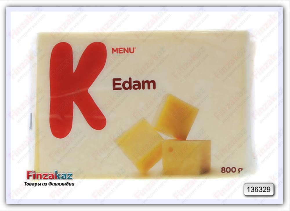 Сыр K-MENU Edam 800 гр
