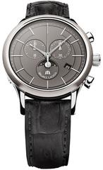 Maurice Lacroix Les Classiques Phases De Lune Chronographe LC1148-SS001-830