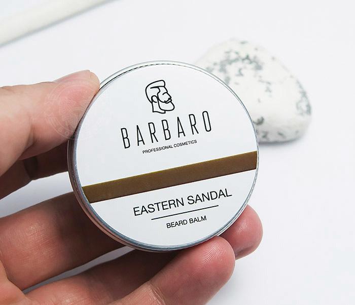 RAZ1002 Бальзам для бороды Barbaro «Eastern sandal», 30 мл фото 03