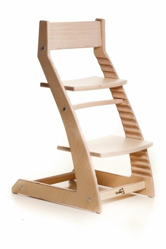 Растущий стул Котокота береза
