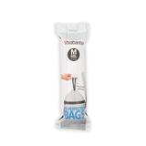 Пакет пластиковый, M 60л 10шт, артикул 126901, производитель - Brabantia