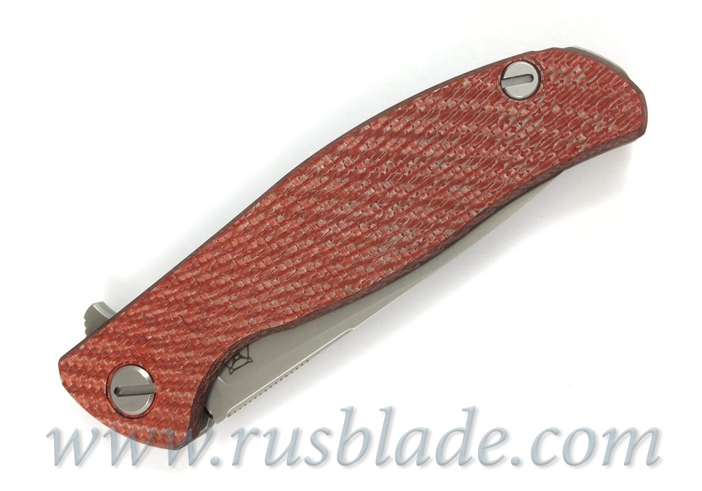 Shirogorov HATI-R M390  Alutex Orange MRBS