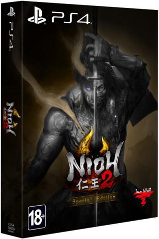 PS4 Nioh 2. Специальное издание (русские субтитры)