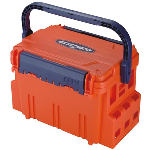Ящик рыболовный Meiho BUCKET MOUTH BM-5000 Orange