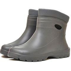 Резиновые ботинки Nordman Fit серые