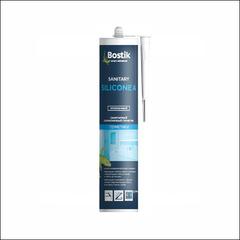 Герметик санитарный BOSTIK Sanitar Silicon A (Прозрачный)