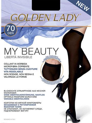 Женские колготки My Beauty 70 Golden Lady