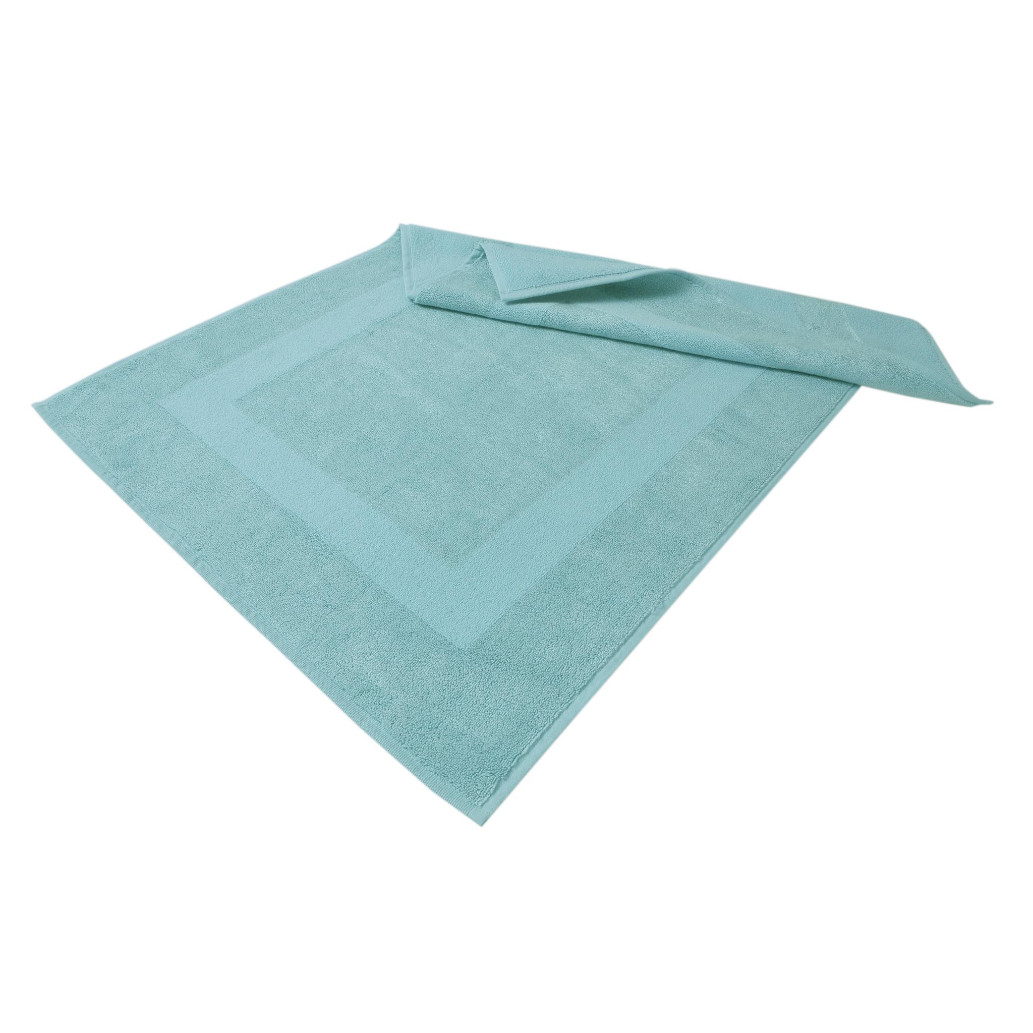 Элитный коврик для ванной Glam голубой от Hamam