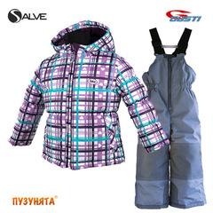 Комплект для девочки зима Salve SWG 4852 Crown Jewel