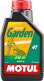 Motul Garden SAE30 4T - Минеральное масло для садовой техники