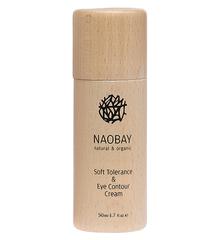 Крем для чувствительной кожи лица и кожи вокруг глаз, Naobay