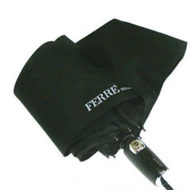 Зонт мужской складной GF Ferre 394 Pelle