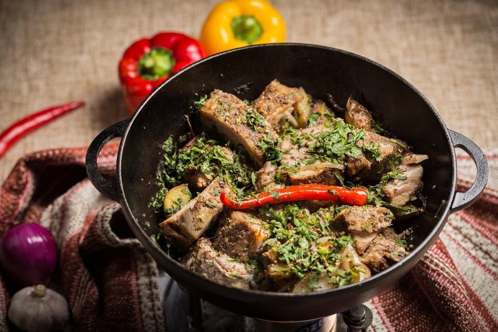 какого блюда в казане дома фото и рецепты организовано свободное катание