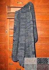 Плед 130х170 Carena от Cecchi e Cecchi серый