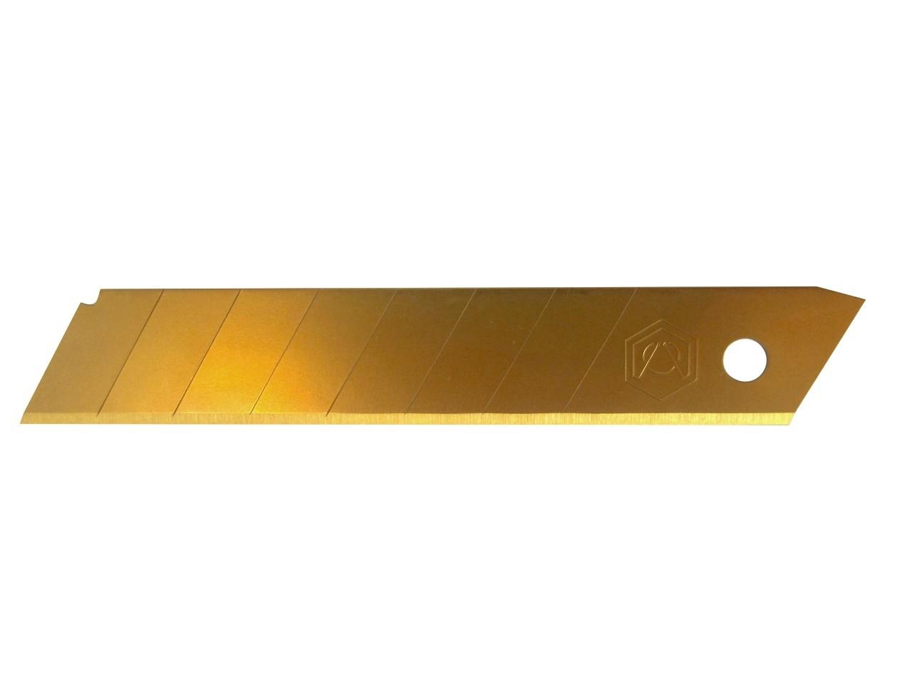 Лезвие A512/118 сегментное Tytan, 18 мм, 5 шт