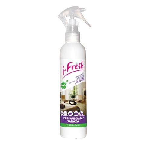 Фабрика Ромакс i-Fresh Средство для нейтрализации запахов Универсальный 250мл