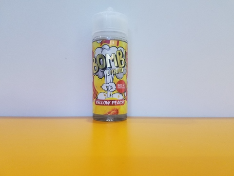 YELLOW PEACH by BOMB 120ml