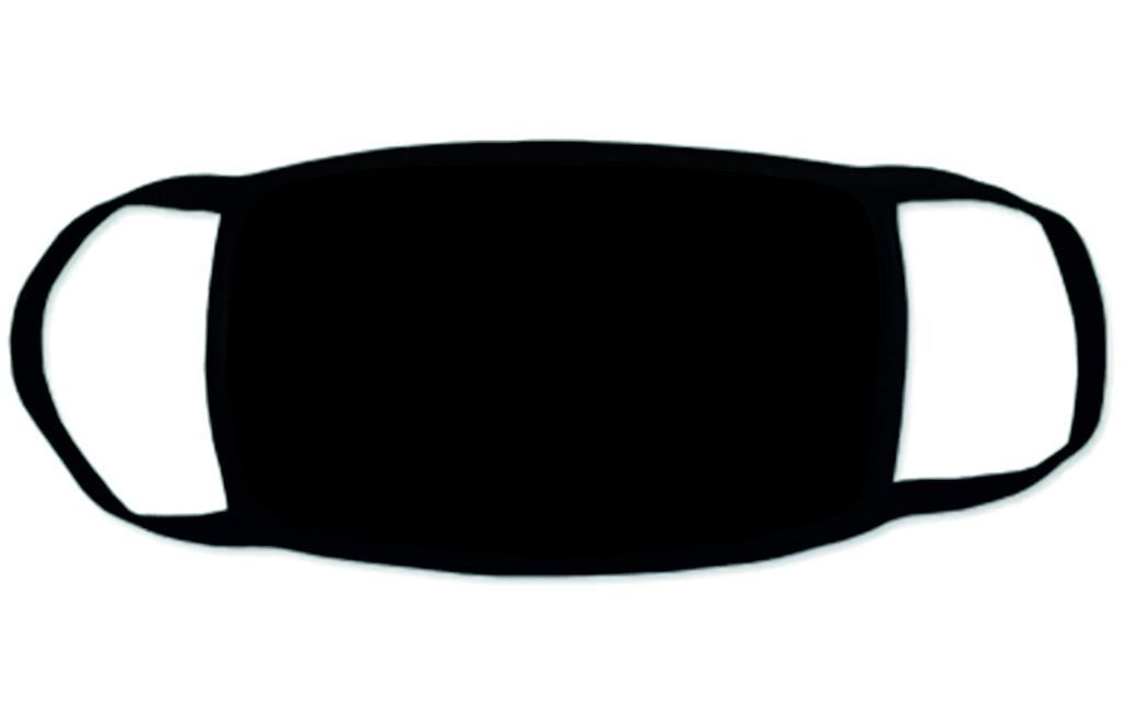 Новинки Многоразовая повязка для лица (черная) maska-chernaya.jpg