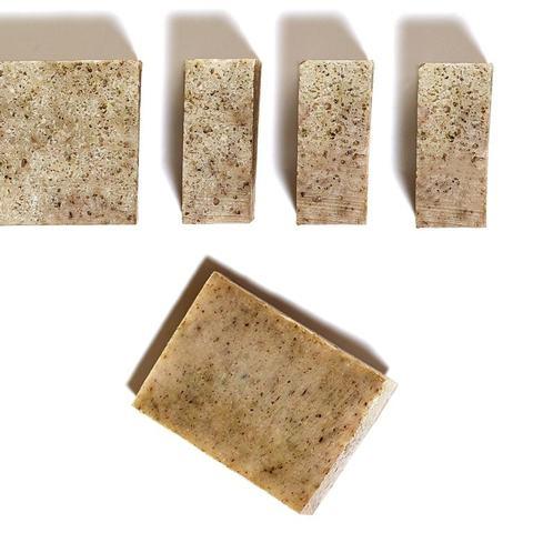 Натуральное мыло ручной работы «Лавровое»