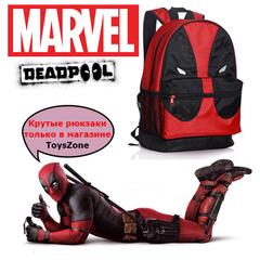 Deadpool Marvel Movie Backpack