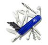 Нож Victorinox CyberTool, 91 мм, 34 функции, полупрозрачный синий