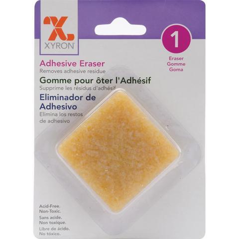 Адгезионный ластик для удаления следов клея Adhesive Eraser
