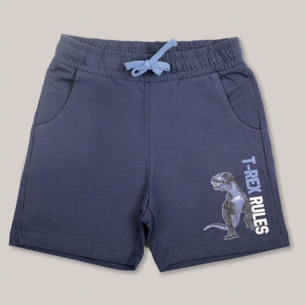 Детские мужские шорты пижамные E20K-23D101