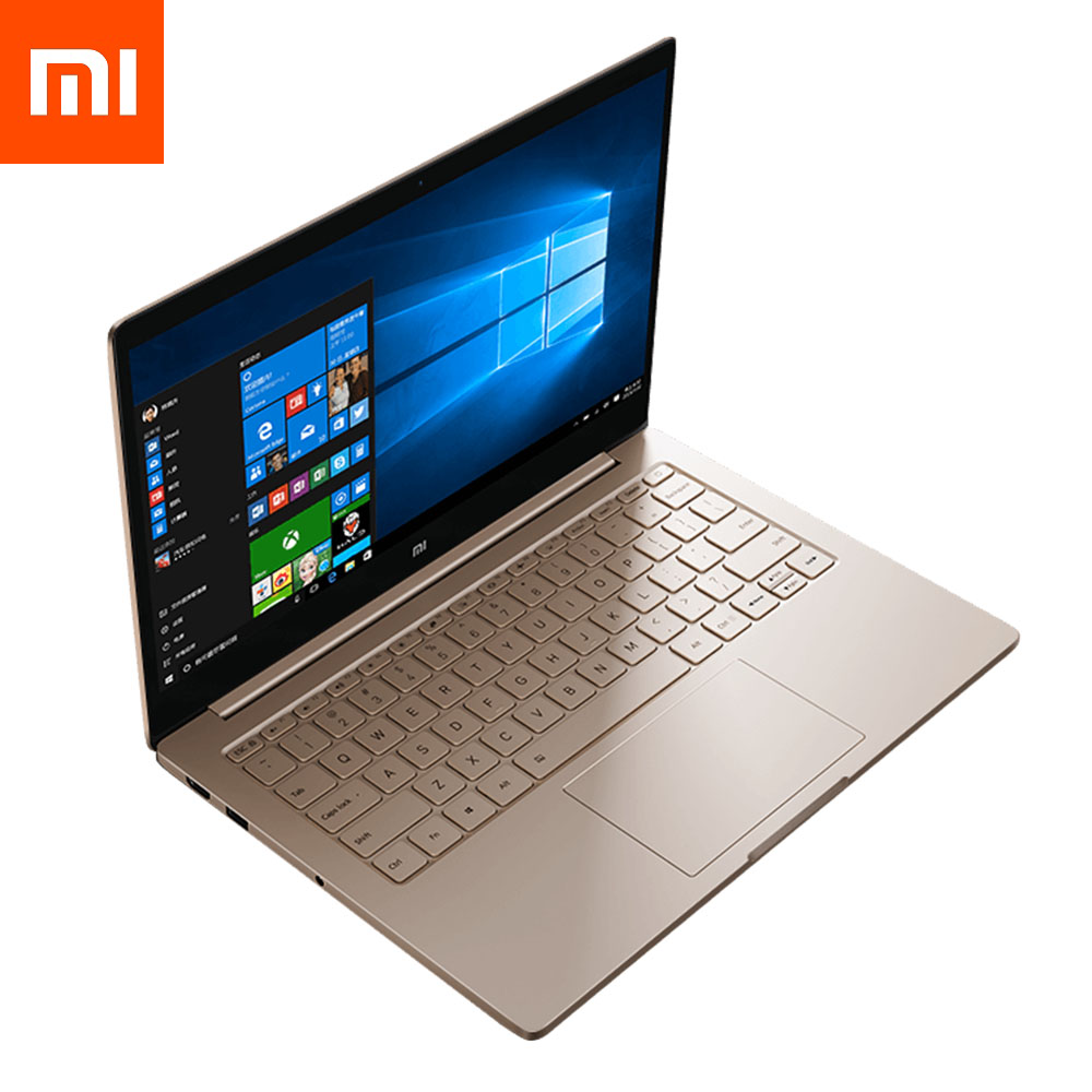 "Ноутбук Xiaomi Mi Notebook Air 12,5"" (Intel Core m3 6Y30/256GB, золотой)"
