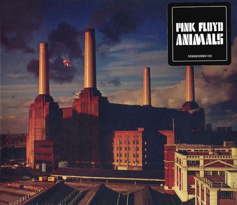Pink Floyd / Animals (CD)