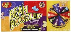 Jelly Belly Bean Boozled with Spinner Wheel Game
