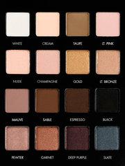 LORAC Pro Palette палетка теней