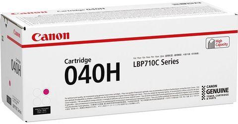 Тонер-картридж Canon Cartridge 040H пурпурный (10000 стр) 0457C001