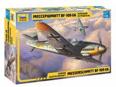 Самолёт Мессершмитт BF-109 G6