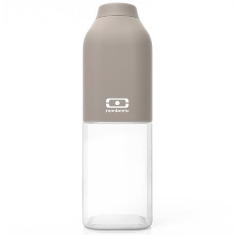 Бутылка MB Positive 0,5 л серая