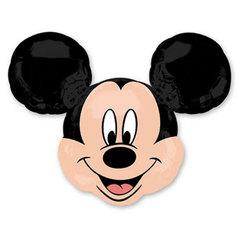 Фольгированный шар голова Микки Мауса