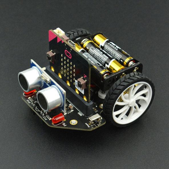 Микрик. Образовательный робот для micro:bit