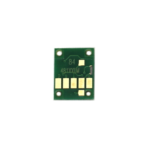 Чип для картриджа CLI-481C голубой для Canon PIXMA TS6140, TS6240, TS8140, TS8240, TS9140, TS9540, TS9541C, TR7540, TR8540 (Cyan)