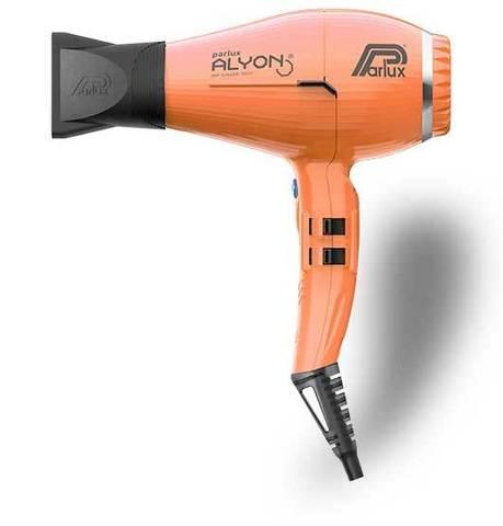 Профессиональный фен Parlux Alyon 2250 Вт оранжевый