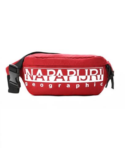 Сумка на пояс Napapijri Happy Waist Bag Red Scarlet