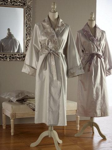 Элитный халат сатиновый Louis XIV от Curt Bauer