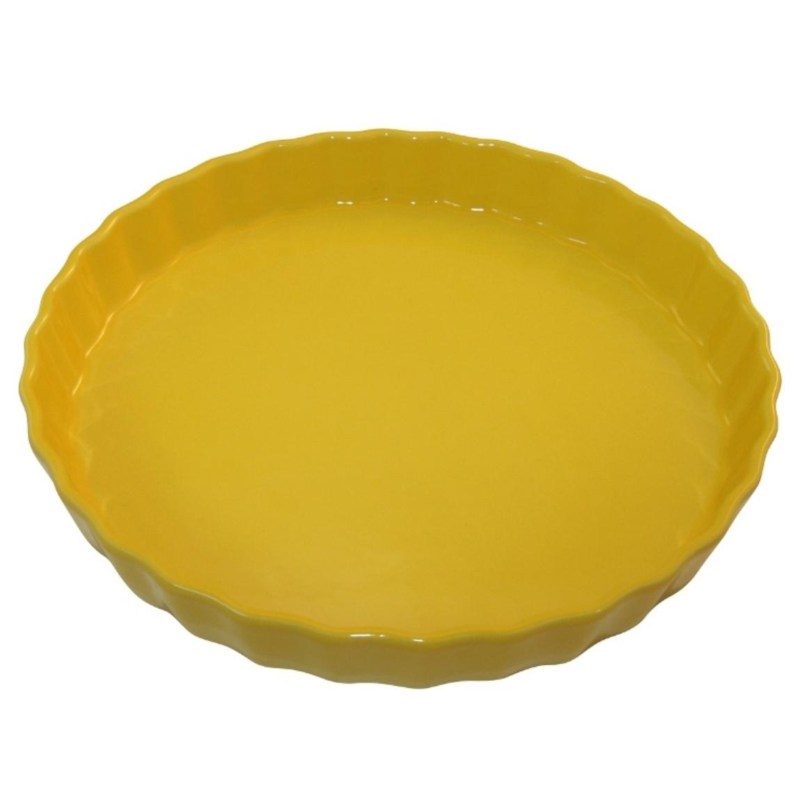 Форма для пирога 30 см Appolia Delices GRAPEFRUIT 10530077Формы для запекания (выпечки)<br>Форма для пирога 30 см Appolia Delices GRAPEFRUIT 10530077<br><br>Благодаря большому разнообразию изящных форм и широкой цветовой гамме, коллекция DELICES предлагает всевозможные варианты приготовления блюд для себя и гостей. Выбирайте цвета в соответствии с вашими желаниями и вашей кухне. Закругленные углы облегчают чистку. Легко использовать. Большие удобные ручки. Прочная жароустойчивая керамика экологична и изготавливается из высококачественной глины. Прочная глазурь устойчива к растрескиванию и сколам, не содержит свинца и кадмия. Глина обеспечивает медленный и равномерный нагрев, деликатное приготовление с сохранением всех питательных веществ и витаминов, а та же долго сохраняет тепло, что удобно при сервировке горячих блюд.<br>
